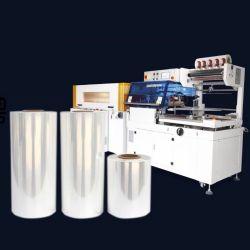 5 cinque strati anti-Fogtrasparente Soft Dust 15mic micron poliolefina POF Sacchetto in rotolo di pellicola di protezione per imballaggio termorestringente