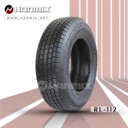 Remorque Hanmix TBB partialité Extraction de sable avec des pneus de camion 700-16, 750-16, 825-16, 175/80D 235/80225/75205/75D D D