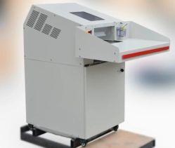 CDペーパーステープルのための油圧梱包機が付いている産業シュレッダー