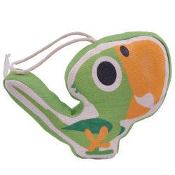 習慣によって詰められるリネンおもちゃ動物の漫画の鳥のプラシ天のおもちゃ