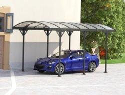Het Ontwerp Carport van de premie met het Polycarbonaat 19X10FT van de tweeling-Muur