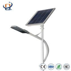 Современный дизайн 12V 20W 30W 40W 50W солнечного освещения улиц светодиодный светильник