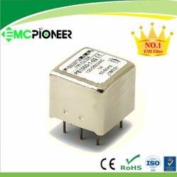 Carcasa de metal Emcpioneer EMC Montaje PCB Filtro de RF de la línea de alimentación
