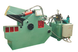 Ângulo de hidráulico de alta qualidade de sucata de ferro de cisalhamento do catalisador