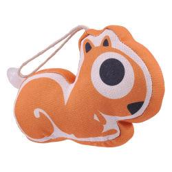 Le carbone activé Cartoon Animal Poignée de commande de l'écureuil de décoration des jouets en peluche