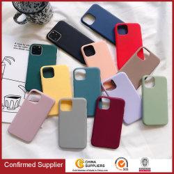 Het berijpte Zachte RubberGeval van de Telefoon van het Geval TPU voor iPhone 11