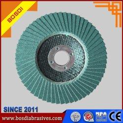 115мм абразивного диска заслонки для полировки металла, стекла и стали Inox