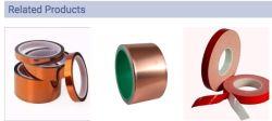 Heavy Duty impermeable de PVC cinta adhesiva de tela fuerte