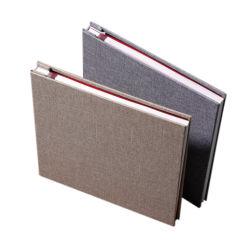 A roupa promocional cobrir e auto-adesivo Foto Scrapbook Álbum Livro