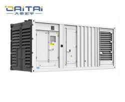 A fábrica de geradores diesel 550kw Mtu - Potência do Motor grupos electrogéneos