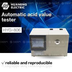 Высокая производительность автоматической нефтепродуктов масла кислоты Анализ оборудования