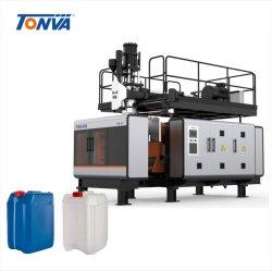 Tonva 50L аккумулятор винторезная головка пластиковые канистры экструзии удар машины литьевого формования