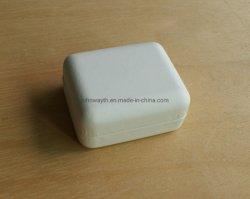Custom малых провод фиолетового цвета кожи подарочная упаковка украшения Earring случае дисплея