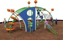 Les enfants de l'Aventure de plein air de nouvelle conception du matériel de fitness de l'escalade de la corde le châssis