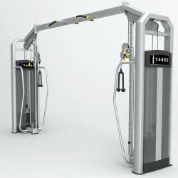 Handelsgymnastik-Eignung-Geräten-Stärken-Maschinen-Karosserien-Gebäude-justierbare Kreuzkabel-Maschine