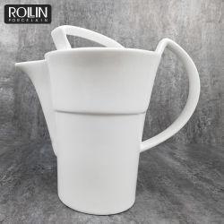 Heißer Verkauf Porzellan Topf für Kaffee und Tee aus China