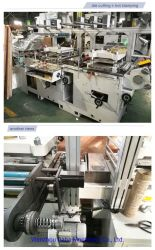 Coupe du papier machine Machine de découpe de papier du plateau de la faucheuse de mourir