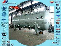 Go151 / ASME / PED / JIS / Oct/ Normes DIN cuve sous pression en acier, de réservoirs, citernes, réservoirs de stockage de produits chimiques, Flash, l'expansion du réservoir de navire, échangeur de chaleur 2