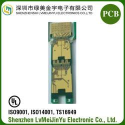 8 Layer PCB Enig impressa da placa de circuito do produtos de comunicação óptica