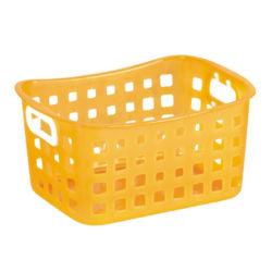플라스틱 핸들 쇼핑 위커 바구니 금형