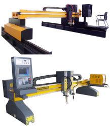 Máquina de Corte Plasma CNC do Gantry/grande máquina de corte de plasma