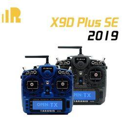 Taranis Frsky 2.4G X9D Plus Se 2019 Transmisor (2019 Edition) - Azul noche