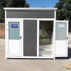 Pequena Casa prefabricadas modulares Flaxible Wc Móveis Recipiente Pefab Prédio da Casa de casa de banho portáteis móveis