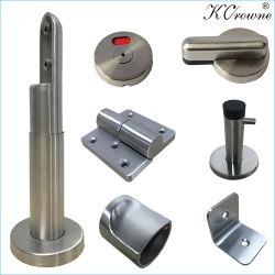 تصميم جديد مقاوم للحريق 304 SS من الفولاذ المقاوم للصدأ قطع حجيرة المرحاض قطع الأجهزة التركيبات