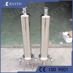 Filters van het Membraan van de Filter van het Roestvrij staal van China de Chemische Vloeibare