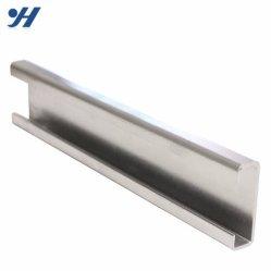 熱い製品の鉄骨構造のハングの耐食性Cセクションはチャネルを大きさで分類する