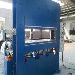 ماكينة ضغط المطاط الهيدروليكي المكائن للمطير آلة صنع المطويات