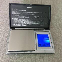 Balança eletrônica digital do aparelho de pesagem electrónica Escala de jóias