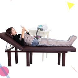 A terapia de pressão de ar da máquina de emagrecimento /máquina de desintoxicação do corpo de terapia de pressão para massagem corporal completa