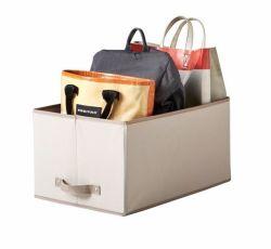 형식 격실을%s 가진 새로운 디자인 직물 옷장 저장 또는 선물 상자 또는 궤