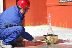 Эластичные Water-Based полиуретан водонепроницаемым покрытием