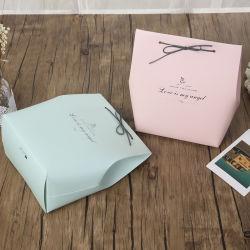 Cadre frais pur d'enveloppe de mode de couleur de boîte-cadeau créatrice en gros