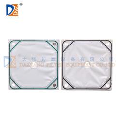 Alta eficiencia de la junta de tipo placa de filtro utilizado para el equipo de filtración