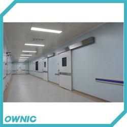 Krankenhaus-hermetische Schiebetür des Riemen-und Straßen-Projekt-Produkt-Qtdm-4