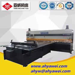 CNC de Scherende Machine van de Guillotine, Hydraulische Schommeling
