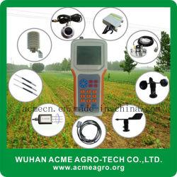 Instrumento agricultural inteligente do monitor do tempo