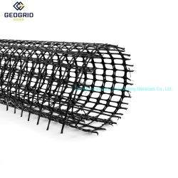 Высокая прочность Biaxial Geogrid гражданское строительство цена Geo Grid стабилизации соединения на массу