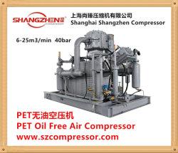 고압 공기 압축기 또는 기름 자유 대기 압축기 또는 물 냉각 공기 압축기 또는 Oilless 공기 압축기 또는 애완 동물 중공 성형 기계