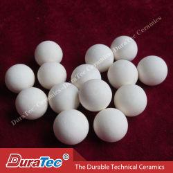 Bolas de cerámica inerte para apoyar las bolas de cerámica de alúmina de medios de comunicación