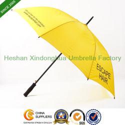 Ombrello diritto di pubblicità promozionale aperto del bastone della pioggia del regalo dell'automobile di modo (SU-1423BF)