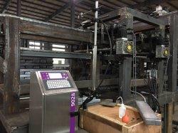 Tipo completamente automatico stampante dell'inchiostro di Imaje Videojet della data