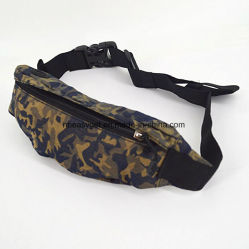 Camouflage Fanny Pack Waist Bag Running Belt Purse Pouch Voor Cell Phone Holder Met Zipper Hiking Cycling Hunting Esg10518
