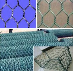 Hot Feux de filet métallique hexagonal galvanisé (Yaqi - 016)