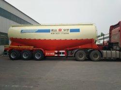 3 осей основной объем транспортировки цемента танкер Полуприцепе
