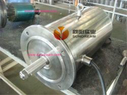 IEC & padrão NEMA de Aço Inoxidável Motor eléctrico 56C, B35