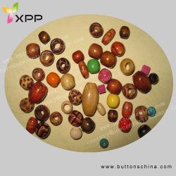 Autre Taille de perles en bois naturel (NCBT-3)